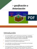 Metanizacion