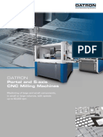 DATRON CNC Machine Catalogue Prosp En