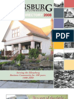 Ellensburg Chamber Directory2008