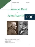 Kant & Mill - Pedro e António