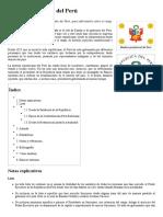 Anexo_Presidentes Del Perú - Wikipedia, La Enciclopedia Libre