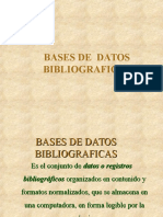 Tipos Bases Datos