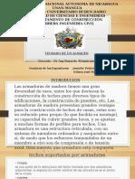 Presentación de Madera