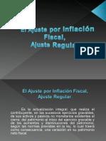 Ajuste Por Inflación Fiscal Parte 2,