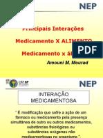 Interação Medicamentosas