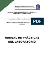 Manual Practicas de polimeros