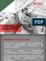 Mcm 2 Los Generos Periodisticos1
