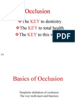 A Occlusion