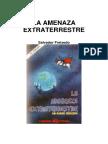 La Amenaza Extraterrestre por Salvador Freixedo