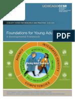 Nagaoka Foundations for Young Adult Success - A Developmental Framework