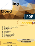 Business Case SAP