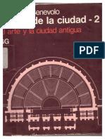 Benevolo Diseño de La Ciudad2