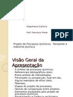 Projeto Industria Quimica Versao 97 2003