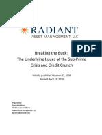 Breaking the Buck - Radiant Asset WP Rev 042210