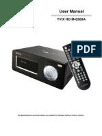 TViX M6500 English