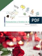 Formulacion Y Gestion de Proyectos UNADENIC HONDURAS