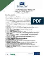 2017 orlando - rosen centre proposal