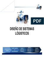 diseño de sistemas logisticos