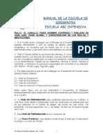 SDV MED2007 ABC1 Rollo06 Cursillo Fases ConcatenacionRollosyMeditaciones