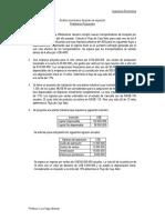 IE 2011 Problemas Propuestos 7 Analisis Económico Despues de Impuesto