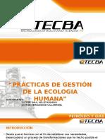 Practica de Gestion - Ecologia Humana