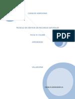 La Cuenca Hidrográfica Como Unidad Básica de Planificación y Manejo