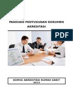 Panduan Penyusunan Dokumen Akreditasi (Edited 1)