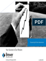 Brewer Financial Services Value Proposition