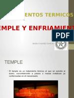 Temple y Enfriamiento