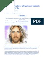 Las Nuevas Escrituras Entregadas Por Sananda
