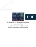HM-10 and HM-11 Datasheet -- V539
