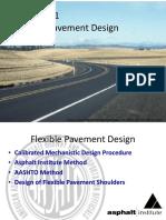 CE522A 05 Flexible Pavement Design