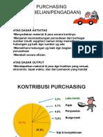 7. Manajemen Material - Purchasing & Penyimpanan