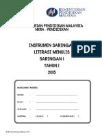 INSTRUMEN LITERASI BM MENULIS TAHUN 1.pdf