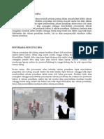 Faktor Penyebab Penyakit ISPA