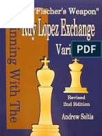 Winning With the Ruy Lopez Exchange Variation - A Soltis