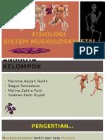 Fisiologi Muskuloskeletal