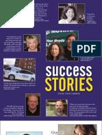 Success Stories 2010