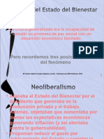 Crisis Del Estado Del Bienestar (Años '70s)