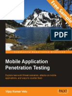 Mobile Application Penetration Testing - Sample Chapter