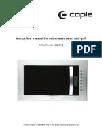 CM119 Instruction Manual
