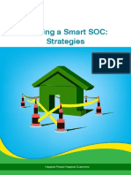 Building a Smart SOC Strategies