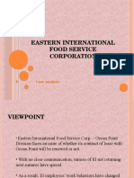 Eastern International Food