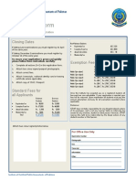 CPA Registration Form 2015