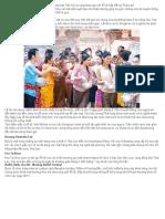 10 Lễ Hội Hấp Dẫn Tại Thái Lan