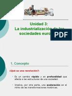 Unidad 3 La Revolucic3b3n Industrial1