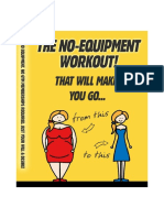 Amanda No Equipment Workout