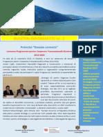 """Buletin informativ 2 // Proiectul """"Danube connects"""""""