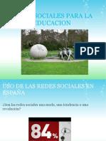 Redes Sociales Para profesorado