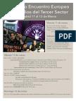 II Encuentro Europeo de Medios Comunitarios